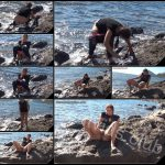 [ExtremeScatSex com] Crap my pants by the sea