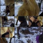 [Fanny Steel] Piss In The Snow Wood