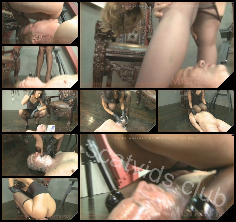[MistressT.net] Learn to Eat [scat, domination, femdom]