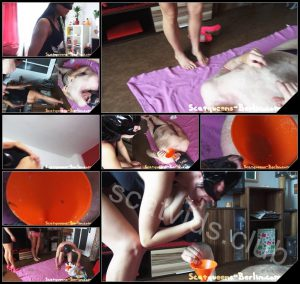 [Scatqueens-Berlin com – Scat-Ladies com] Eat Shit Slave Bitch P2 [Scat, Piss, Vomit, Spitting, Facesitting, Whipping, Trampling, Femdom, Humiliation, Toilet Slavery]