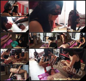 [Scatqueens-Berlin com – Scat-Ladies com] Scat Cats – The Shiteater Comes too Late P1 [Scat, Piss, Vomit, Spitting, Facesitting, Whipping, Trampling, Femdom, Humiliation, Toilet Slavery]