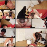 [Scatqueens-Berlin com – Scat-Ladies com] Scat Cats and the Scat Bitch P1 [Scat, Piss, Vomit, Spitting, Facesitting, Whipping, Trampling, Femdom, Humiliation, Toilet Slavery]