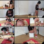 [Scatqueens-Berlin com – Scat-Ladies com] Scat Cats and the Scat Bitch P2 [Scat, Piss, Vomit, Spitting, Facesitting, Whipping, Trampling, Femdom, Humiliation, Toilet Slavery]