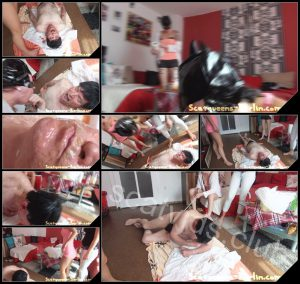 [Scatqueens-Berlin com – Scat-Ladies com] Scat Cats and the Toilet Cunt P4 [Scat, Piss, Vomit, Spitting, Facesitting, Whipping, Trampling, Femdom, Humiliation, Toilet Slavery]