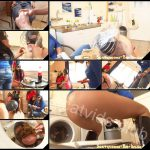 [Scatqueens-Berlin com – Scat-Ladies com] Scatsisters and the Scateater Day1 P1 [Scat, Piss, Vomit, Spitting, Facesitting, Whipping, Trampling, Femdom, Humiliation, Toilet Slavery]