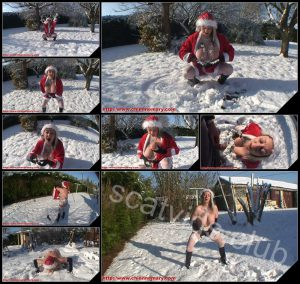 [ChienneMary com] Chienne Mary – The extreme mother Christmas [maxfister-dungeon] [Scat]