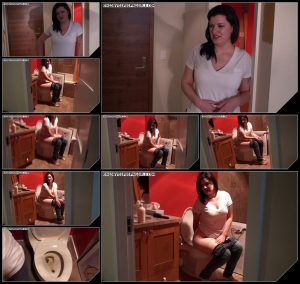 [KingDavidsPoopingGirls com – VoyeurPotty com] Jolene Natural Potty Poop [Scat, Piss, Pooping]
