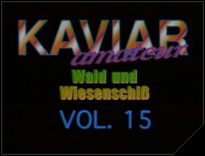 Kaviar Amateur 15 [SG Video] [Scat, Pissing, Amateur, DVDRip]