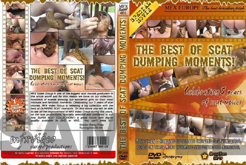 [MFX-S001] The Best of Scat Dumping Moments 1 [Danny Cross, MFX Europe] [All Girl, Lesbians, Ass licking, Farting, Scat, Caviar, Scat swapping, Scat eating, extreme bizarre, DVDRip]