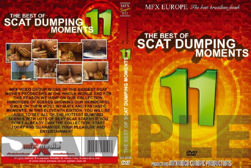 [MFX-S011] - The Best of Scat Dumping Moments 11 [Danny Cross, MFX Europe] [All Girl, Lesbians, Ass licking, Farting, Scat, Caviar, Scat swapping, Scat eating, extreme bizarre, DVDRip]