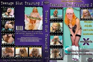 Teenage Slut Training 2 [MFX studio] [Scat, DVDRip]