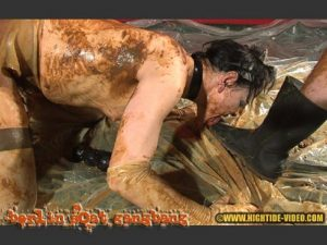 [Hightide-Video com] BERLIN SCAT GANGBANG [Scat, Piss, Human Toilet, Old, Fingering, Toys, Rimming, Oral, Fisting, Fetish, Group]