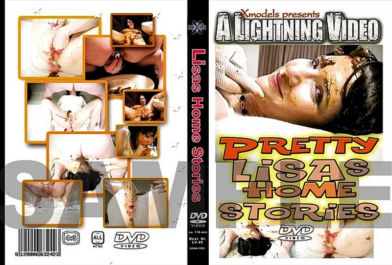 Pretty Lisa - Home Stories [X-Models] [Scat, Piss, Toys, Bizarre]
