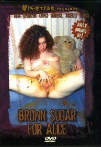 [Hightide-Video com] Brown Sugar for Alice [Scat, Pissing, Enema, Baby Play, Sex Toys]