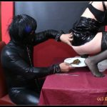 [Amarotic com] Domina-Victoria - Eat my shit [ Scat, Piss, Rubber]