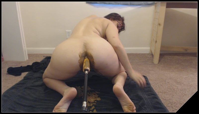 POV doggystyle - Fucked up shit filled Asshole - LindzyPoopgirl[New Dirty  Big Ass]