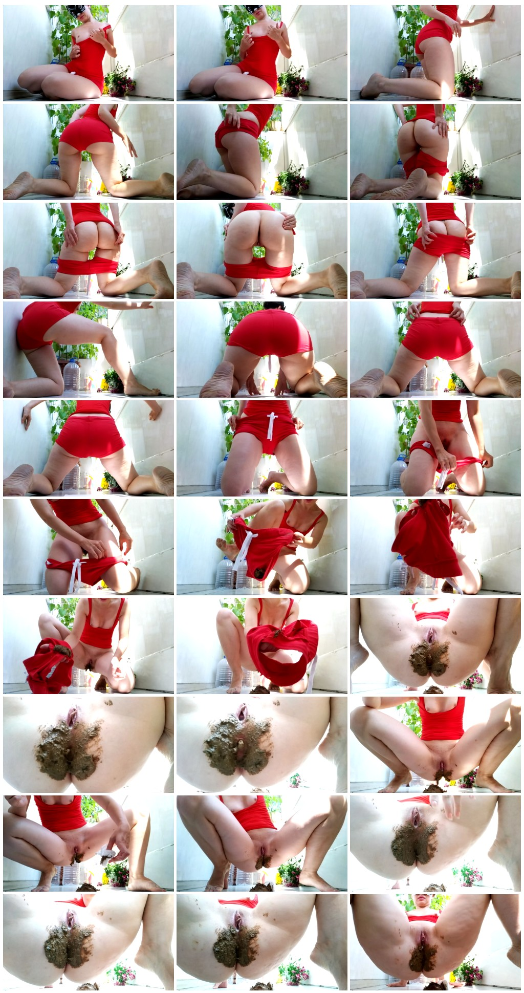 Pooping in shorts smearing and dirty striptease nastygirl Poop Videos Smearing thumb - Pooping in shorts smearing and dirty striptease- nastygirl [Poop Videos, Smearing]