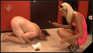 Scat Movie World – Slaves Lesson With Miss Cherie