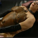 Boots and gloves scat masturbation - Chienne Mary French scat slut[extreme scat]