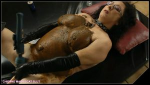 Boots and gloves scat masturbation – Chienne Mary French scat slut[extreme scat]