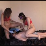 Princess Mia and Grace Toilet Slavery – Princess Mia and toilet slave [New Scat]