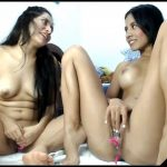 [Chaturbate] latinlizzy – Latina Girls Squirt On Eachother – Accidental Anal Poop