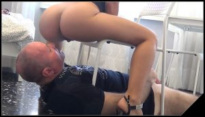 Princess Nikki – My Private Shit Eater and Piss Drinker