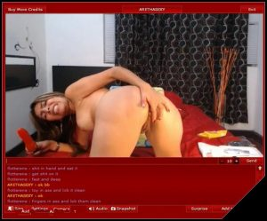 Classy Colombian Webcam MILF Arethasexy  obeys her perverted customers and their degrading wishes Part 2 [Scat solo, shit,masturbation]