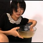 Forced to drink dirty enema and eat their own shit-04 2[Scat solo, shit,defecation,enema,diarrhea,eat shit]