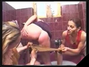 Girls make a scat orgy[Scat Lesbians, shit,defecation,pissing,smearing, groups-couples,masturbation,lick ass,eat shit,shitty ass,scatting domination,Lesbian sex,dirty scat orgies]