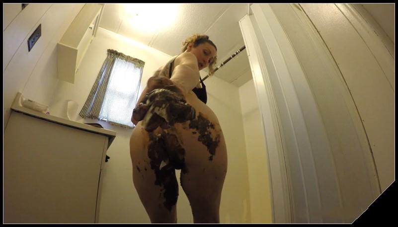 Scat Goddess Amanda Super Poopy Silky Pink Scat solo shit defecation Shitty ass Masturbation Panty pooping Big Shit Smearing Dildo masturbation cover - Scat Goddess Amanda - Super Poopy Silky Pink [Scat solo, shit, defecation, Shitty ass, Masturbation, Panty pooping, Big Shit, Smearing, Dildo masturbation]