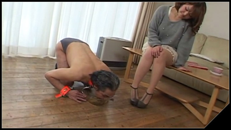 [ScatShop] Slave Eating Poop Training [Scat, pissing, shit, defecation ,Femdom , Domination, Eat shit , Humiliations, Lick ass]