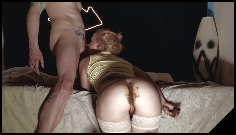 Dirty scat wife. dirty ass fuck Scat sex shit sex Smearing Oral sex Masturbation cover - Dirty scat wife  dirty ass fuck-[Scat sex, shit sex, Smearing, Oral sex, Masturbation]