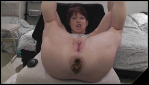 Dirtygardengirl – Quick Soft Poop[Scat solo, shit, defecation, Pissing, Masturbation]