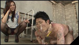 YMVB-01 Yapoos Market Blu-Ray Remuxes [Scat, pissing, shit, defecation,  ,Femdom ,Toilet Slavery, Drink pee, , Lick ass, Domination, Eat shit , Humiliations]