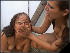 sd-176 – mfx – scatdomination – cristinas watery gift [Scat Lesbians, shit, defecation, pissing, Smearing,Lick ass, Facesitting,  Domination, Eat shit, Drink pee, Masturbation,Vomiting, Humiliations]
