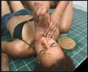 Sd-162 diarrhea madness [Scat Lesbians, shit, defecation, pissing, Smearing, Lick ass,Facesitting, shit in mouth, Domination, Humiliations, Eat shit, Masturbation,Vomiting ]