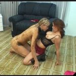 Sd-190  Scat Domination [Scat Lesbians, shit, defecation, pissing, Smearing, Lick ass,Facesitting, shit in mouth, Domination,Humiliations,Eat shit,Drink pee, Masturbation,Vomiting , scatting domination]
