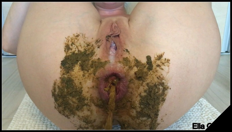 Shitty Asshole Fuck After 1 Month EllaGilbert Scat solo shit defecation Pissing Big Shit Dirty Ass Masturbation Dildo masturbationSmearing cover - Shitty Asshole Fuck After 1 Month - EllaGilbert [Scat solo, shit, defecation, Pissing, Big Shit, Dirty Ass, Masturbation, Dildo masturbation,Smearing]