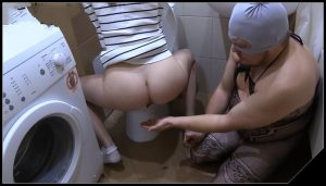 [ScatShop com] Poo19 – Smelly Milana – Turning toilet slave into toilet slut [Scat, pissing, shit, defecation, Femdom ,Toilet Slavery, Domination, Eat shit , Humiliations,Licking, Drink pee]