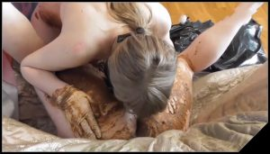 Learn getting shit out ass to feed yourself [Scat,  shit, Femdom ,Toilet Slavery, Domination, Licking, Blowjob, Handjob]