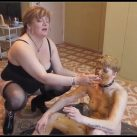 Shit on Kat head, doing from her, toilet [Scat Lesbians, ,Oral-Anal Sex, Smearing,Masturbation,Dirty Anal,pissing, shit, defecation, Toilet Slavery,Licking]