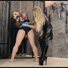 GoddessAndreea - Anita Kennya Saida strapon piss drink kaviar [Scat, pissing, shit, defecation, Femdom ,Toilet Slavery, Domination, Eat shit , Humiliations,Licking, Drink pee, Anal Sex]