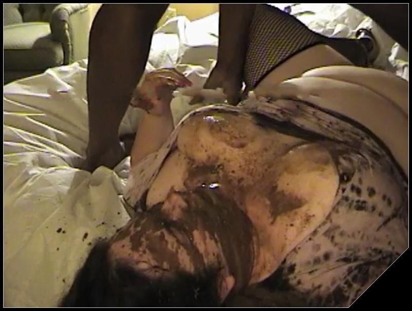 SHIT COVERED Scat sex shit sex shit defecation Toilet Slavery shit in mouth Blowjob Handjob Licking cover - SHIT COVERED [Scat sex, shit sex, shit, defecation, Toilet Slavery, shit in mouth, Blowjob, Handjob, Licking]
