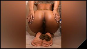 Brownsensations – 2 Shits in 1 Day [Scat solo, shit, defecation, Pissing, Smearing]