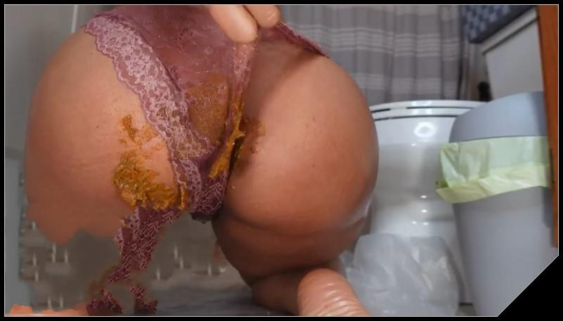 Brownsensations 2loads in day Scat solo shit defecation Masturbation Panty pooping Big ShitDirty Ass Smearing Pissing Dildo masturbation cover - Brownsensations - 2loads in day [Scat solo, shit, defecation, Masturbation, Panty pooping, Big Shit,Dirty Ass, Smearing, Pissing,  Dildo masturbation]