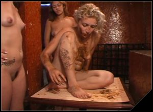 Scat Bar [Scat Lesbians,  shit, defecation,Toilet Slavery, Domination,Smearing, shit eating ,Big Shit,Shitty Ass,pissing,piss drinking]