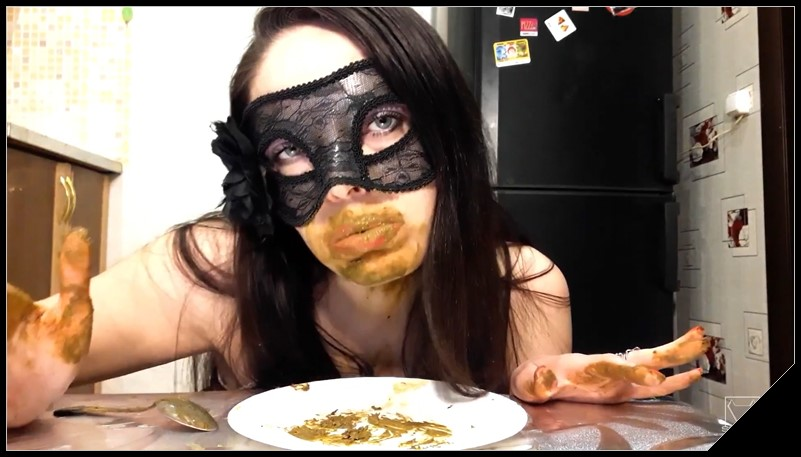 ScatLina Xtreme Scat Breakfast Real Swallow By Top Babe Lina Scat solo shit defecation Big Shit Dirty Ass Masturbation Smearingshit eating cover - ScatLina - Xtreme Scat Breakfast Real Swallow By Top Babe Lina [Scat solo, shit, defecation,  Masturbation, Smearing,shit eating]